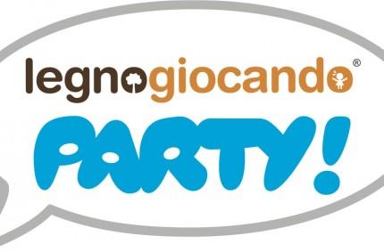 Legnogiocando Party